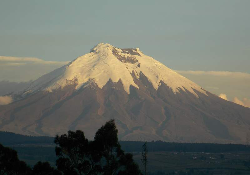 Volcano Andes Ecuador Active Outdoor Discovery Primary Geography Resources KS1 KS2