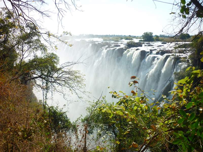 Africa Zambia Zambezi Zimbabwe Active Outdoor Discovery Primary Geography Resources KS1 KS2